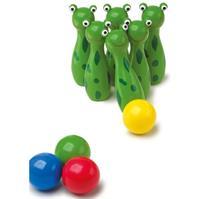 Udelegetøj til sjov og leg i haven, i vandet, i skoven. Godt legetøj til udelege.