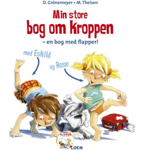 bøger om kroppen til børn