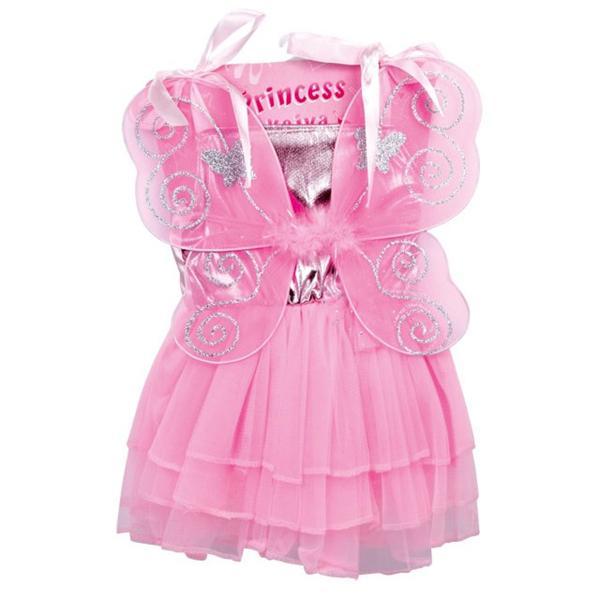 Fe Kostume Til Børn Pink Fe Kostume Se Her