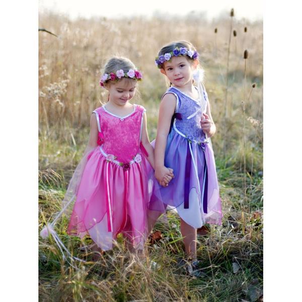 49294ede6754 PInk Prinsesse Kjole - Udklædning fastelavn. Skøn prinsessekjole ...